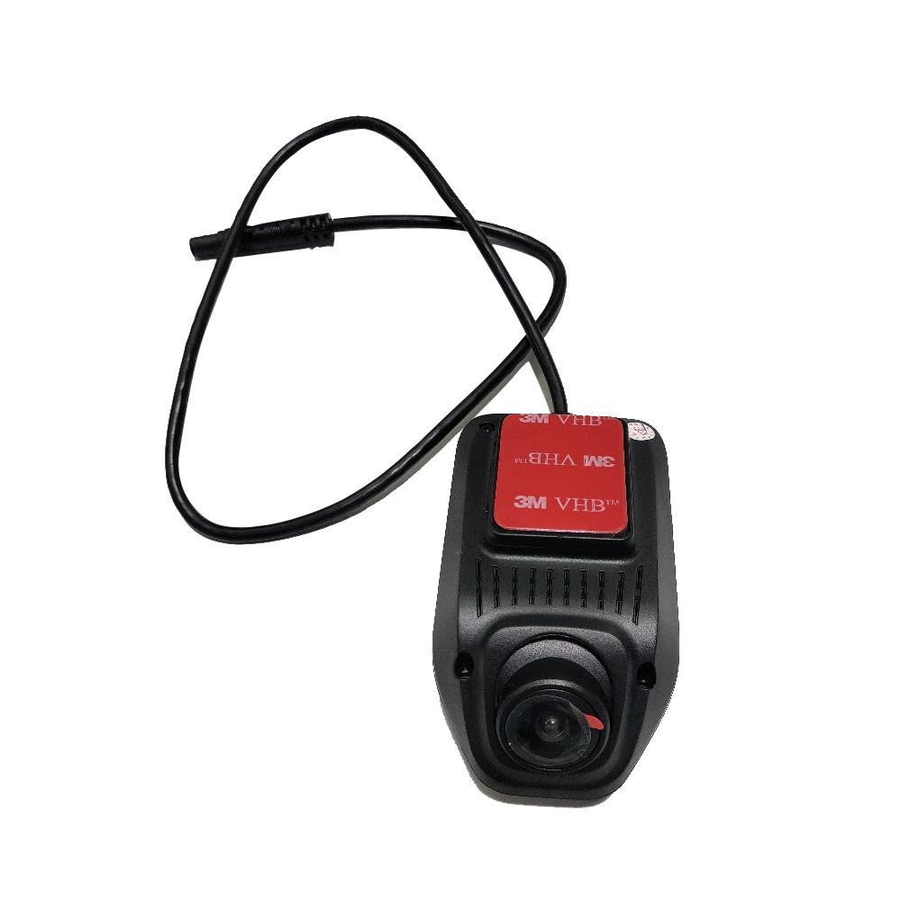 TOOPAI monitor del coche del USB del coche DVR Grabador de vídeo digital cámara frontal USB CMOS HD para Android 9.0 Android 8.1 8.0 DVD GPS