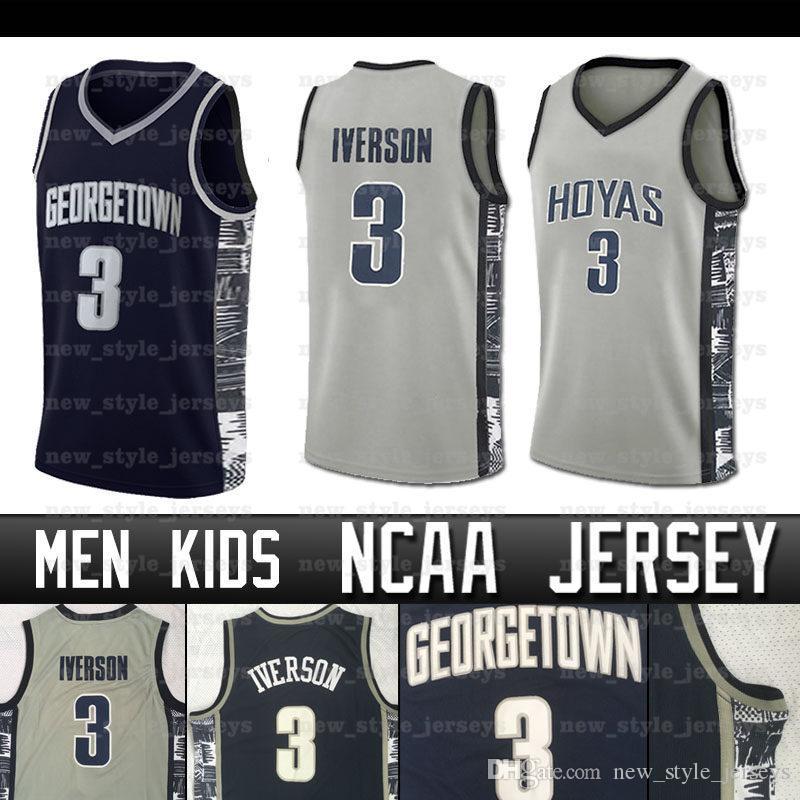 allen iverson kids jersey