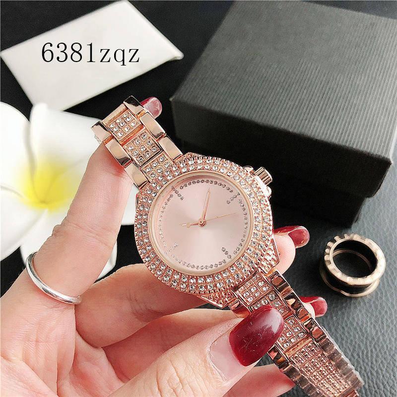 reloj mujer elegante New brand sale luxury women watches for women bracelet ladies watch diamond wrist watches rose quartz clock
