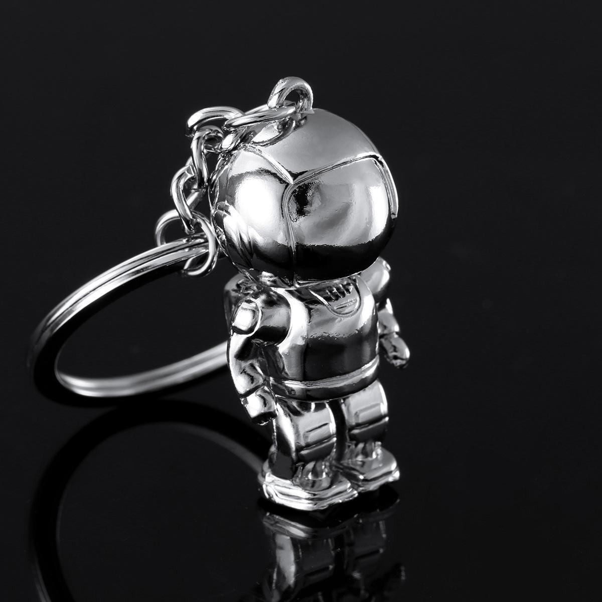 Alliage de haute qualité Porte-clés Dernière forme de voiture robot Porte-clé de la mode femmes et les hommes sac chaîne porte-clés Pendentif Accessoires
