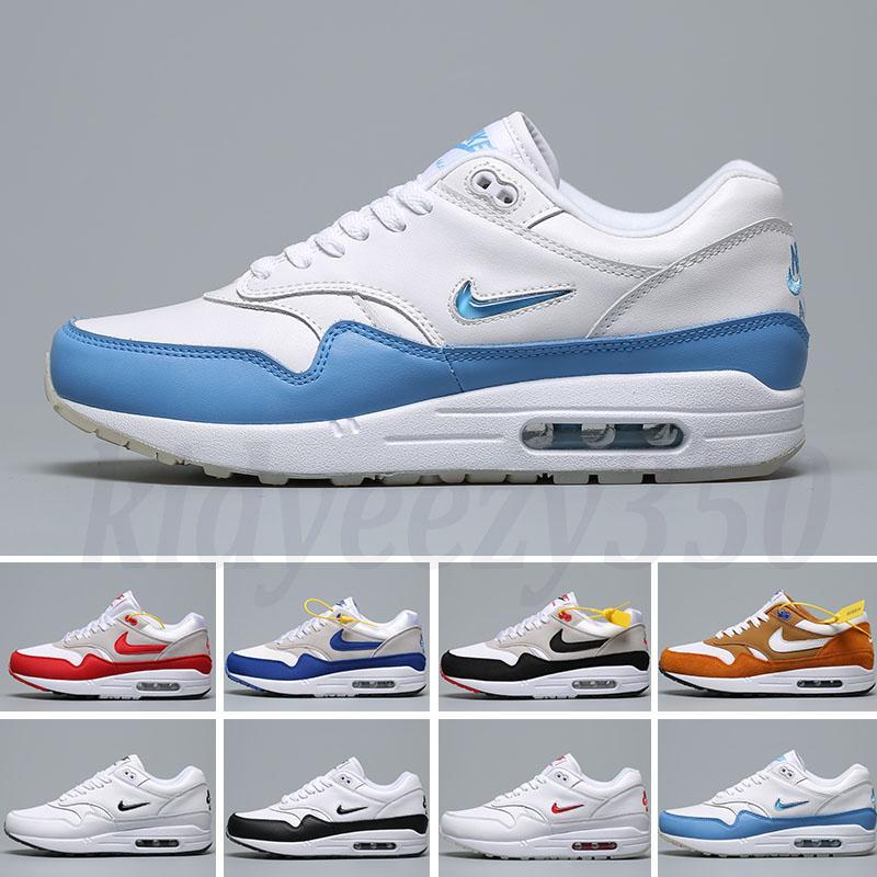 Nike Air Max 1 2020 sapatos 87 Aniversário 1 Piet Parra Sneakers Prêmio lunar 1 DELUXE MELANCIA Chaussures Air Reagir Elemento Esportes Calçados casuais A55