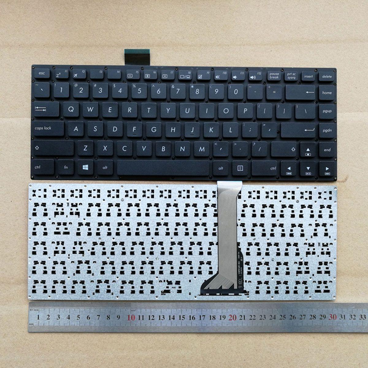 NOVO Inglês teclado portátil para teclado ASUS E402 E402M E402MA E402SA E402S E403SA E402N US Laptop Repair