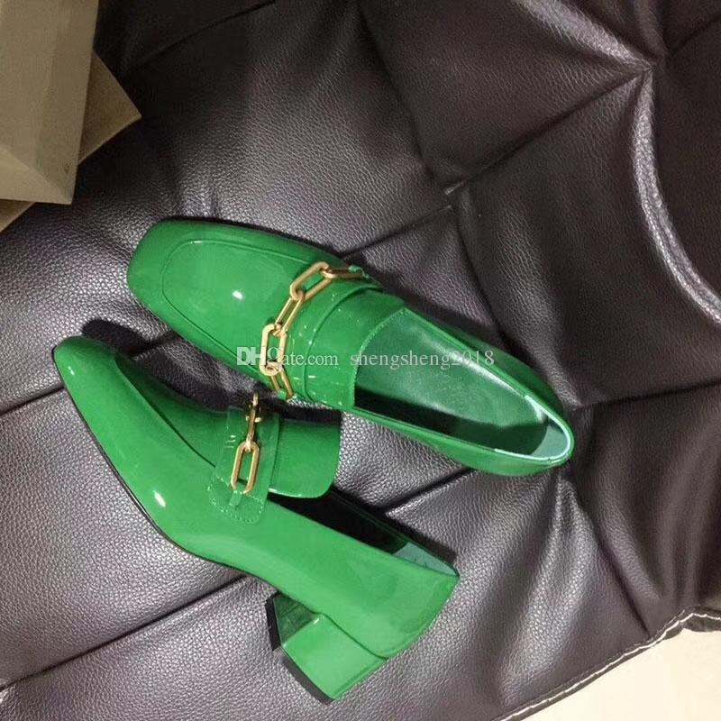 Yeni Lady İtalyan Tasarımcı İş Ayakkabıları Marka Deri Yüksek Kalite Düz tabanlı Ayakkabılar Moda Düğün Ziyafet Ayakkabıları Orijinal Kutusu 6395
