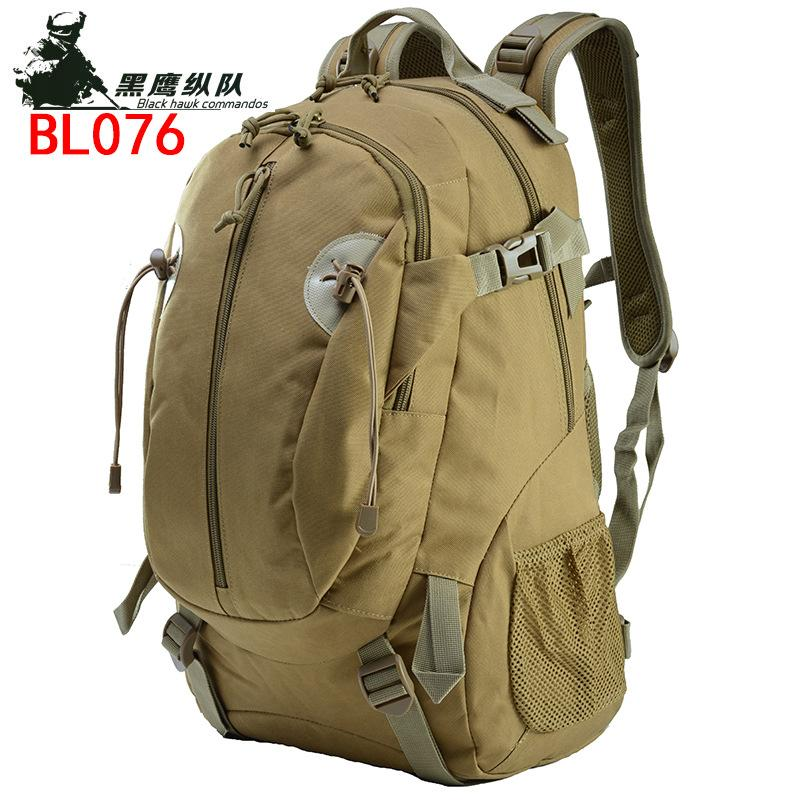 Loop Outdoor Camouflage Backpack Multi-functional Tactical Bag 3p Tactical Army Camouflage Bag Backpack Army Fans