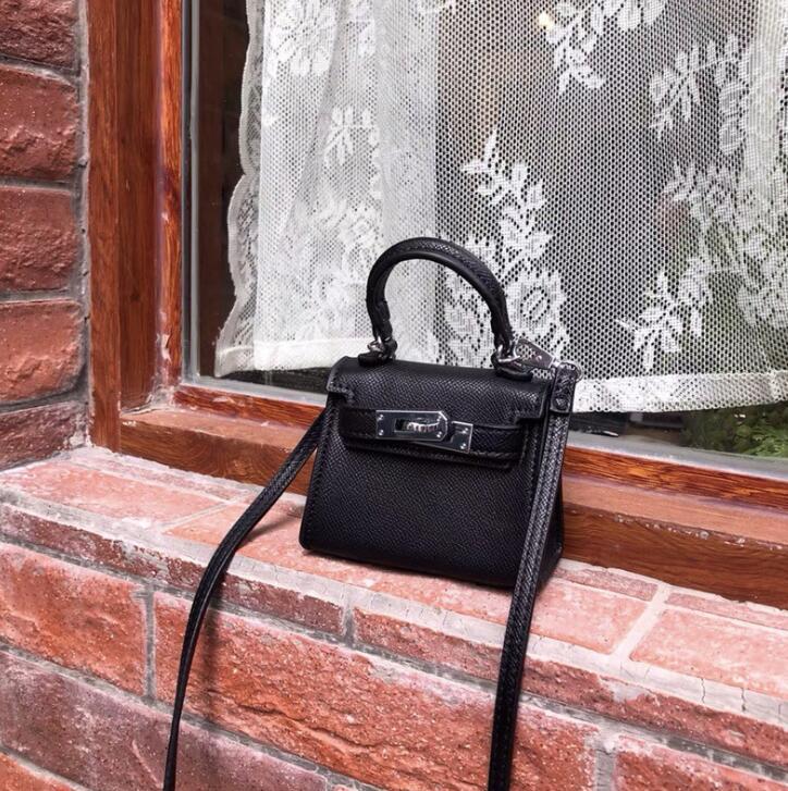 2020 neue Designer-Luxus-Handtaschen Geldbörsen Mini Umhängetasche Mädchen corssbody Tasche Kinder Kelly Taschen Damen Sommerbeutel