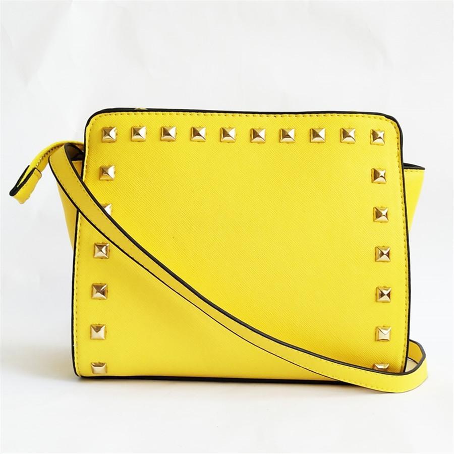 Designer-2 1Pcs Women Shoulder Bag And Wallet Set The Nightmare Befor Christmas Print Pu Leather Handbag& LadyS Daily Rivets Hand Bag#760