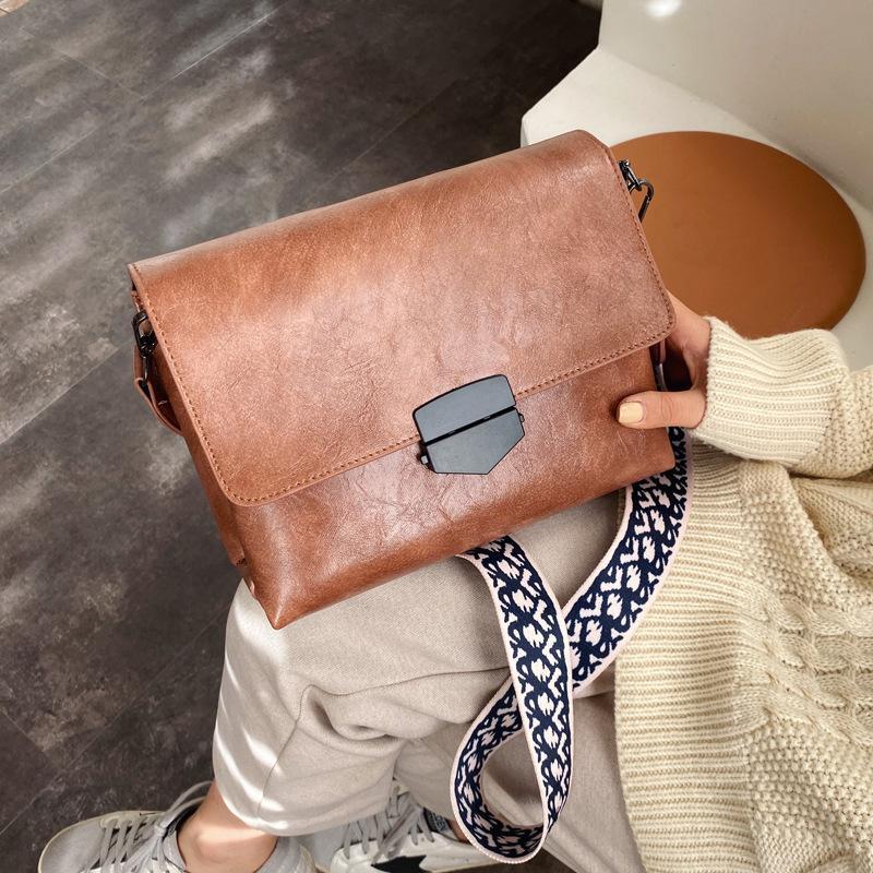 Singles spalla di Chic Piccolo Ck Women Bag Pacchetto 2020 Texture Oblique Satchel Larghezza cinghie Donna pacchetto borse di lusso Bag