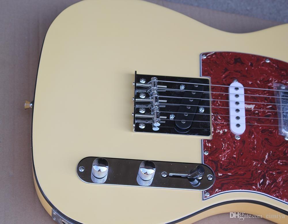 Cordes pour guitare, guitare, guitare, drapeaux vermelho, plaques de protection, couteaux synthétiques, accessoires de bureau