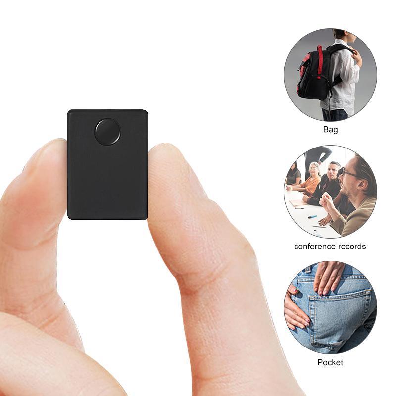 İki Mic'in 1pc GPS Dahili Ses Monitör Mini GSM Cihaz N9 Dinleme Cihazı Gözetleme Sistemi Akustik Alarmı