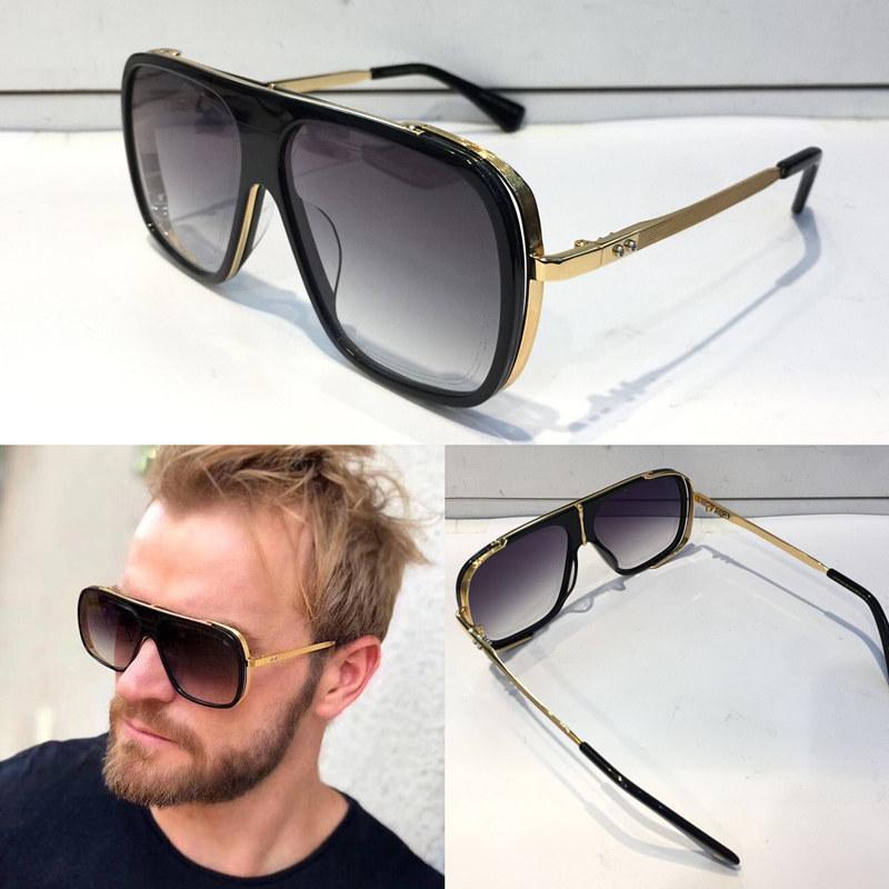 Dayanıklılık 79 Moda Güneş Gözlüğü UV Koruma Için Erkekler Vintage Dikdörtgen Çerçeve Popüler En Kaliteli Case Klasik Güneş Gözlüğü Ile Gel