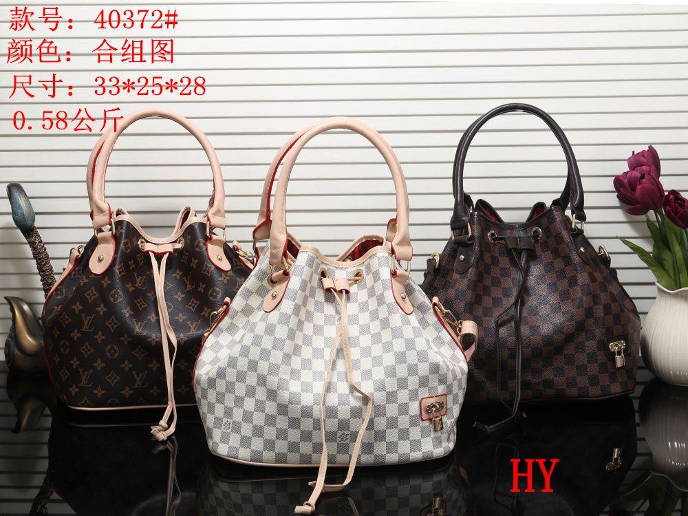 HY 40372 Лучшая цена высокого качества женщин Ladies Single сумка тотализатор плеча рюкзак сумка кошелек кошелек