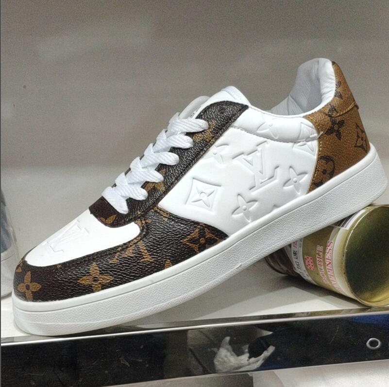 Top des femmes de qualité nouvelles baskets smith mode chaussures stan appartements chaussures de sport de sport en cuir classique Taille 37-41