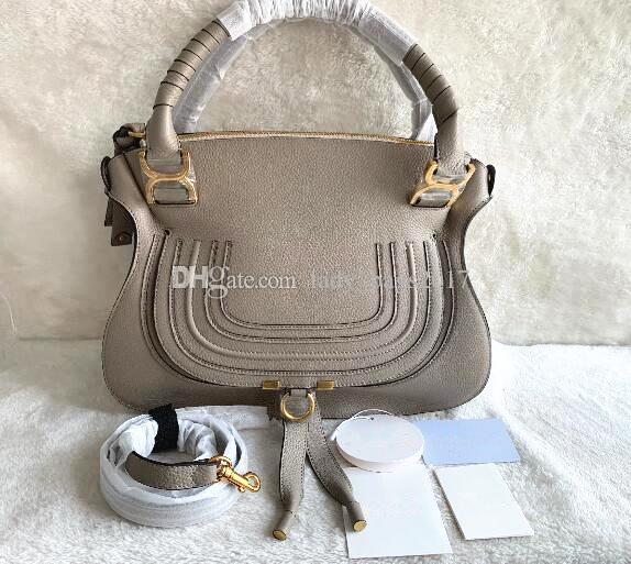 36 centimetri Classic grande capacità delle donne Zipper Messenger Bag borsa di cuoio reale Totes Sacchetti della signora della borsa della borsa a tracolla Crossbody Bag