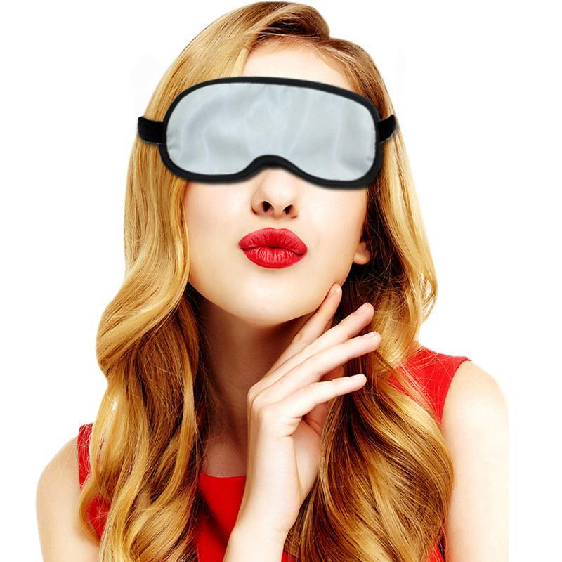 SM Sexy Eye Mask Bondage Flirting Women Roleplaying Soft Silk Satin Blindfold Erotic Accessories Adult Sex Toys Games