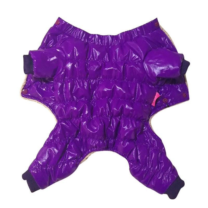 Impermeabile Pet vestiti del cane del cappotto per il piccolo cane cucciolo inverno giacca calda Abbigliamento Pet Products