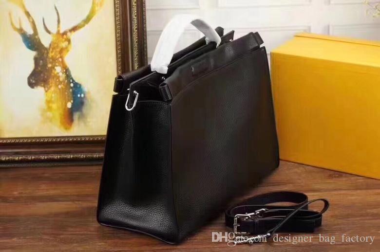 Mode Monster Taschen Männer Frauen Designer-Handtaschen klassischer Stil echt echtes Leder Tote Kupplung Schultertaschen Geldbörsen