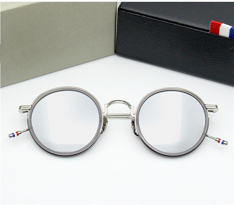 2020 TB906 الإناث الصغيره وجها كبيرة مستديرة النظارات الشمسية غوغل الأزياء خفيفة للغاية galssses كامل مجموعة حدة FREESHIPPING