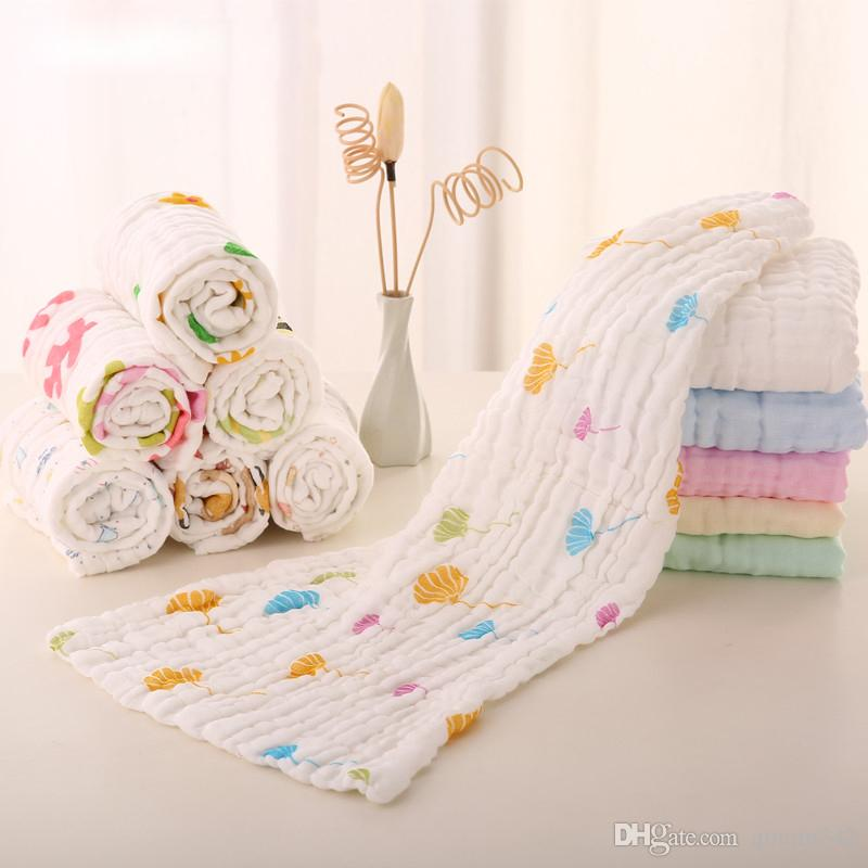 3 Pcs 4 tamanho banho toalha de rosto toalha macia do bebê Crianças Crianças infantil da criança recém-nascido Menino Menina encantadora macia toalhinha Limpe
