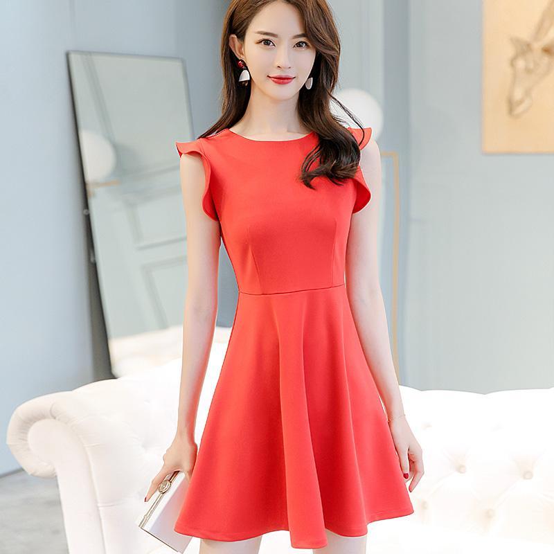 Frühling-Sommer neue Art und Weise Large Size war dünn Mantel Plain Art und Weise beiläufige koreanische Version des Kleides der Frauen