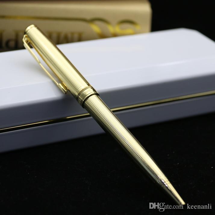 Parker Sonnet Series Bright Black Color Golden Clip Ballpoint Pen