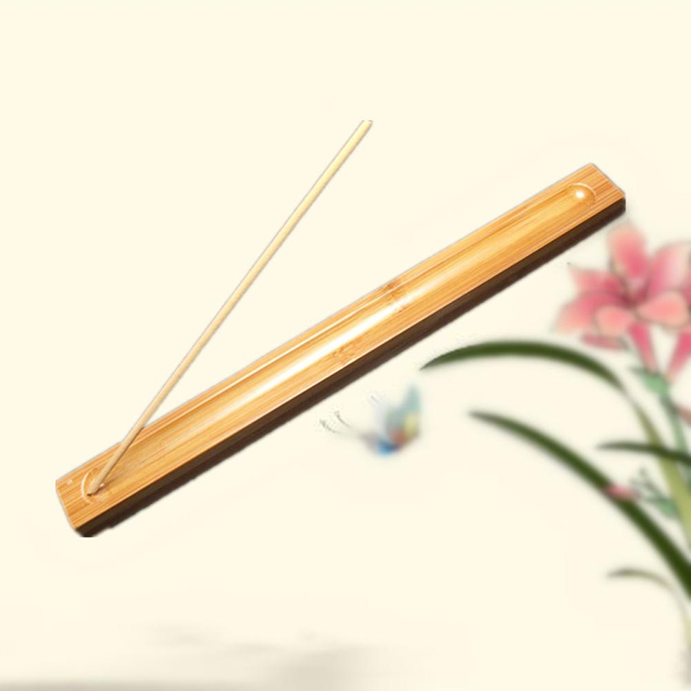 Geleneksel Plakalı Ware Çubuk Tutucu kokulu Hediye Craft Dekoratif Ofis Taşınabilir Bambu Ev tütsü brülör