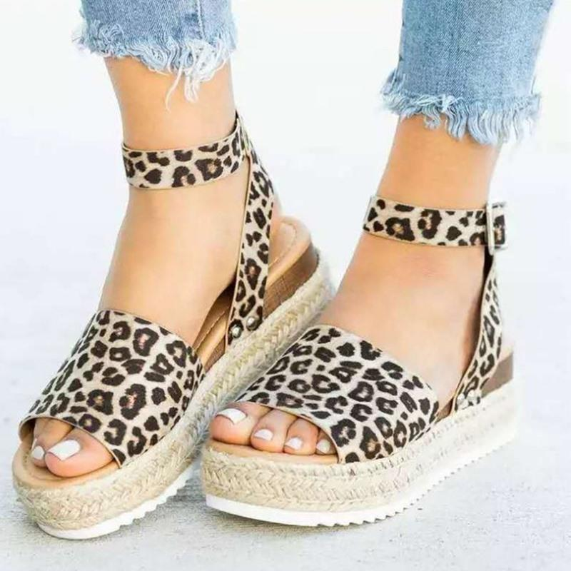 Women Sandals Plus Size Wedges Shoes For Women High Heels Sandals Summer Shoes 2020 Flip Flop Chaussures Femme Platform Sandals