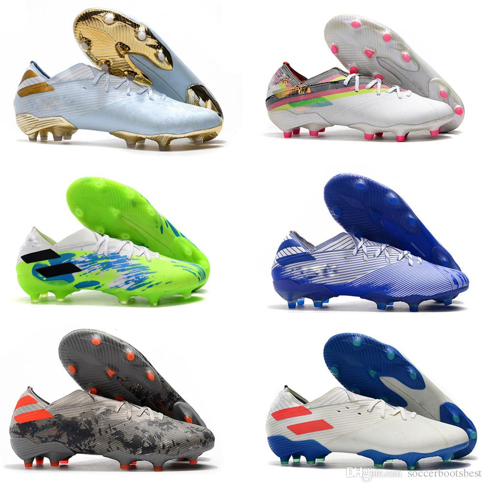2020 Hot Men Soccer Cleats Nemeziz Messi 19 1 Fg 302 Redirect Copa Football Boots Messi Football Boots Chaussures Chuteiras Us6 5 11 Boys Running Gear The Best Shoes For Kids From Soccerbootsbest 65 29 Dhgate Com