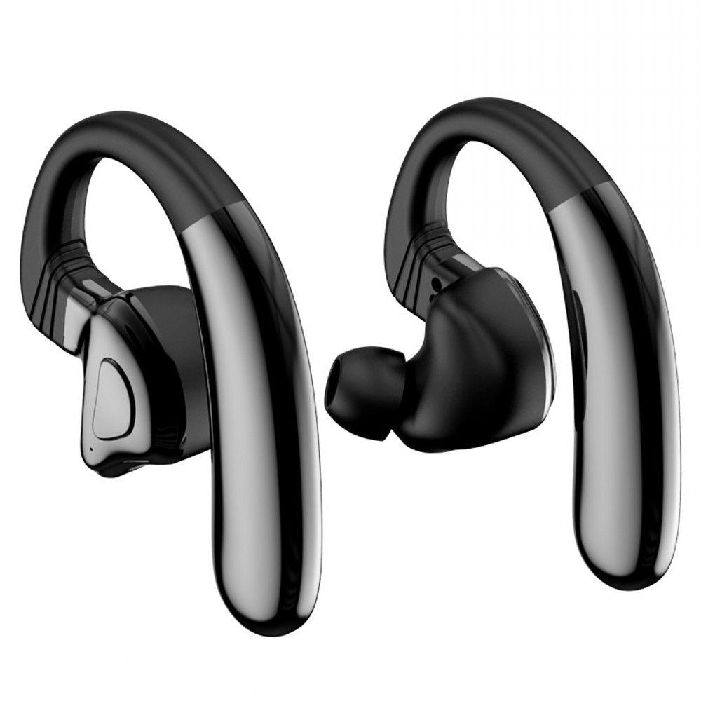 TWS Ear Pods Earphones Wireless Earphone Bluetooth 5.0 Earphones HIFI Headphones Wireless Headset Ear Hook for Smartphones