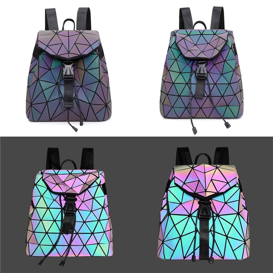 Designer Sports Laser Bag Luxury Unisex Casual Shouder Bags Fashion Large Capacity Handbag High Quality #743