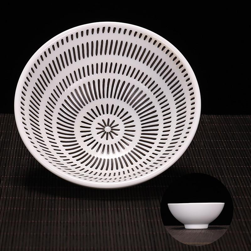 Vintage tea master cup ceramic small tea bowl home decor accessories