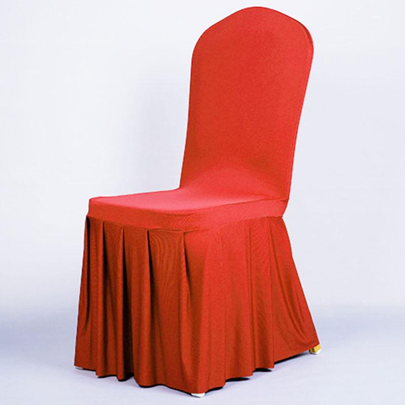 Spandex Polyster Elastic Chair Cover Wedding Banquet meeting hotel Chair Case Seat Protective Removable Slipcover Seat Cases