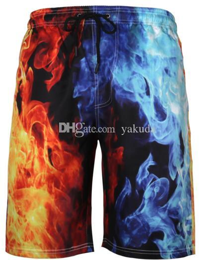 Top Big Large size casual shorts,extra beach pants,Men's Quick drying Beach Trousers, Five Points,Swimming Trousers,flexible stylish Swim