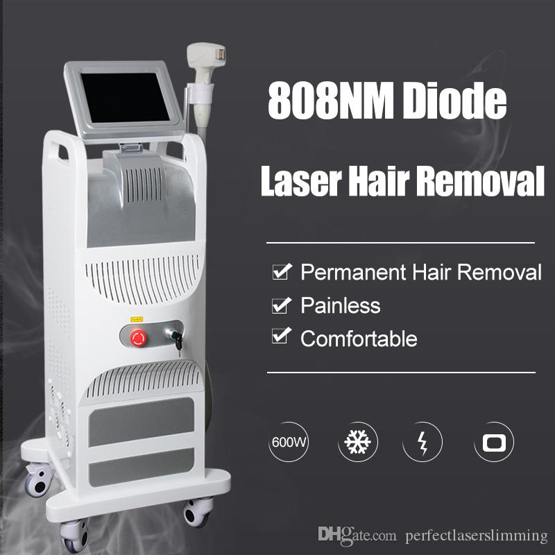 Factory Price 808nm Diode Laser Hair Removal Permanent Laser