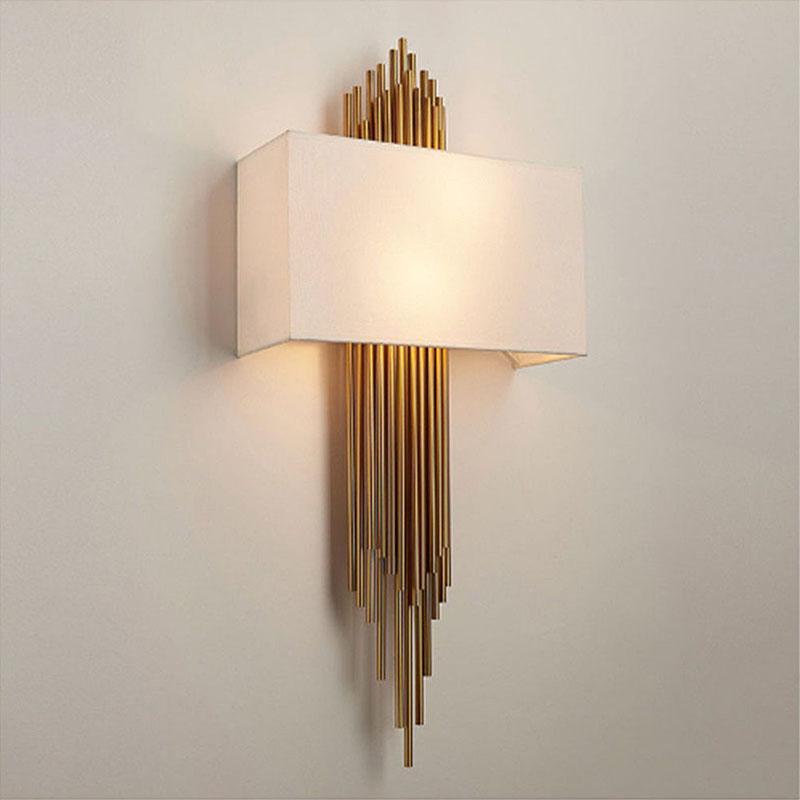 Muro industrial Wall Light New criativa Luxo Sconces abajur luz interior para Quarto Sala Sala de Jantar WA004