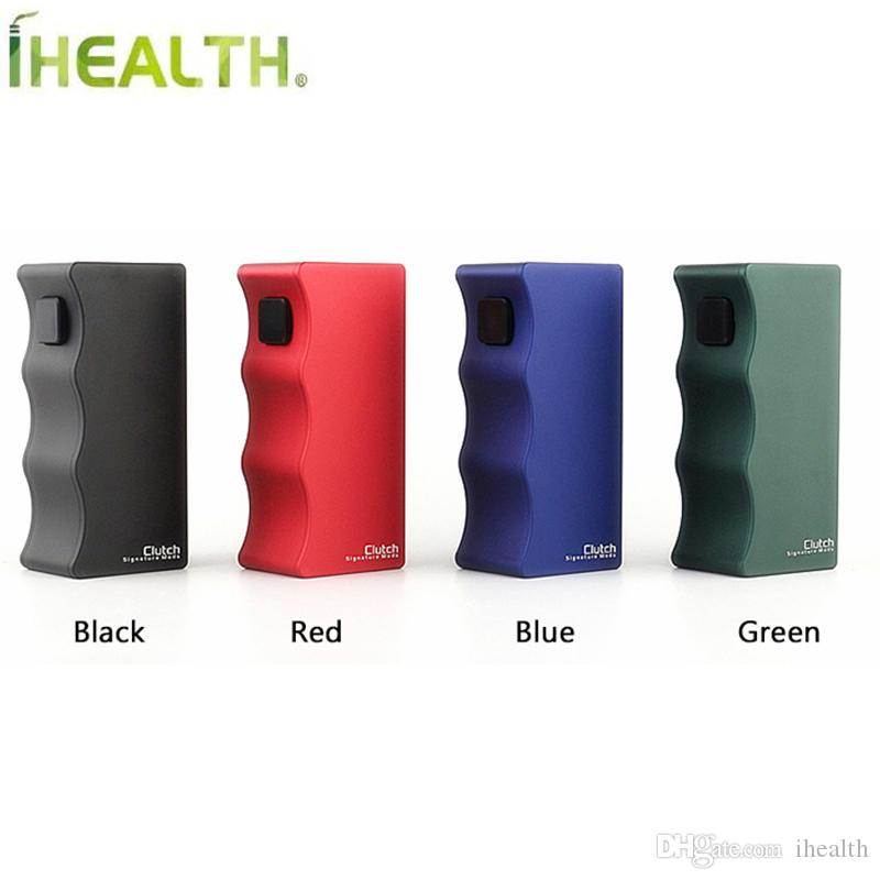 100% Original DOVPO Clutch 21700 Mech Mod Powered by Houses a 21700 battery Ergonomically pleasing in the hand