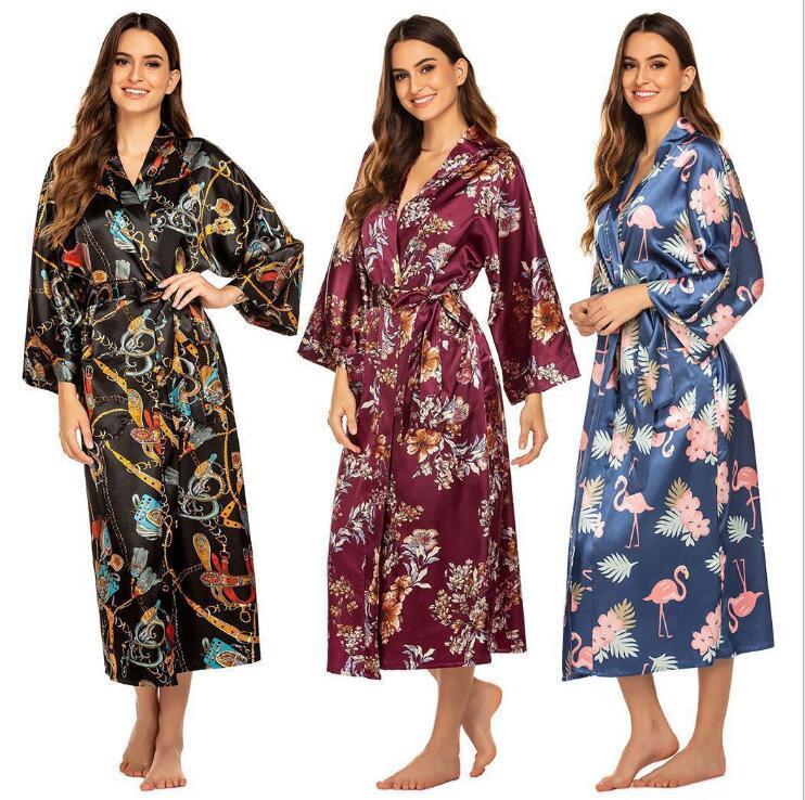 Приграничные исключительно для Amazon модель горячей продажи взрыва потерять Nightgown обслуживания на дом внешней куртки маленького стиля дома стиля женщин, факт