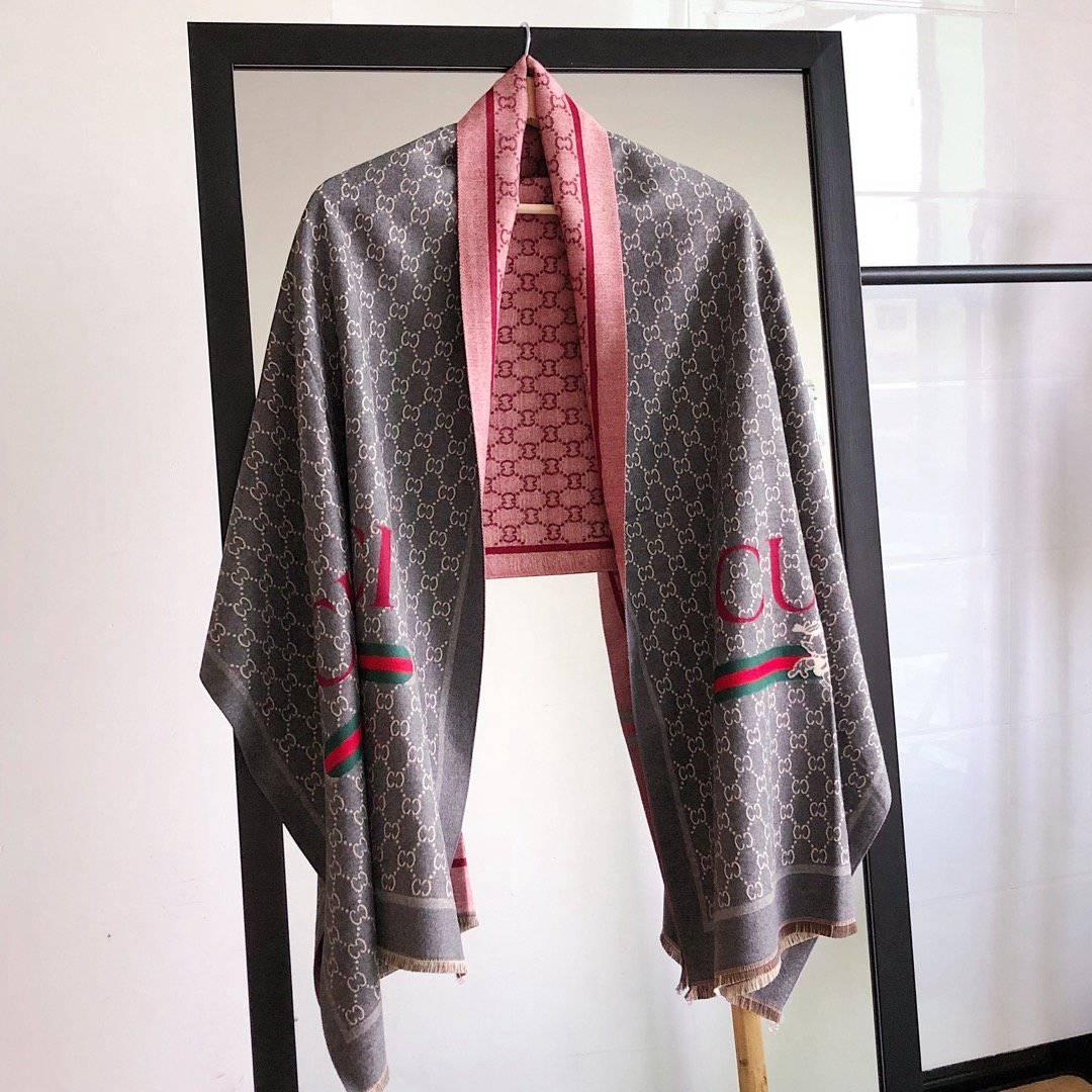 di lusso all'ingrosso sciarpa uomini lettera design in stile autunno e la sciarpa di inverno scialle e donna Cashmere sciarpa 180X70CM sciarpa foulard donne regalo