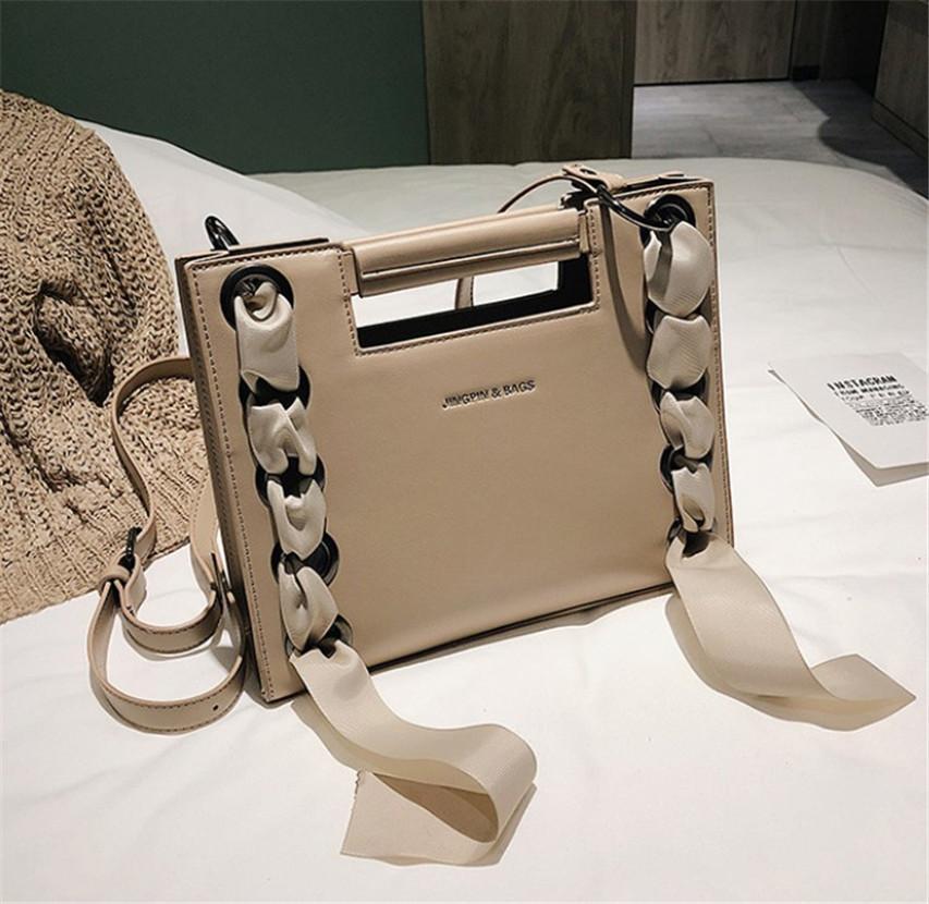 Pequeño bolso femenino de la manera del ocio simple toma de la mano de Bill embarque hombro Cruz Bolsa PH-CFY20060819