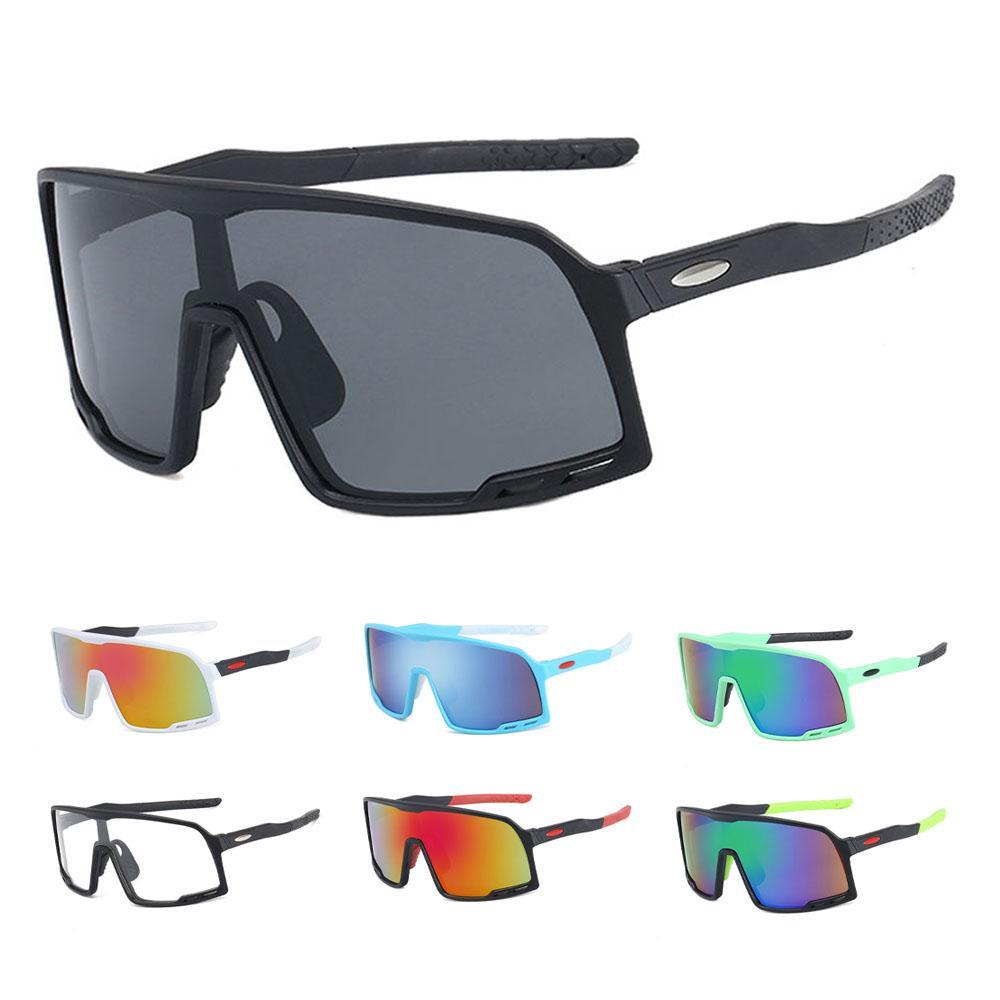Мужская ветрозащитный очки горный велосипед солнцезащитные очки UV400 Автомобильный спорт Велосипед очки Оптовая Рыбалка Бег Пешеходные Eyewears