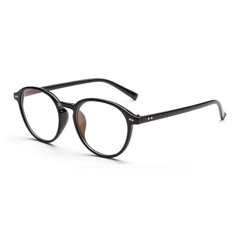 Trend New Vintage-Brillen optische Markenaugenglasrahmen für Herren verschreibungspflichtigen Brillen oculos de grau Femininos masculino