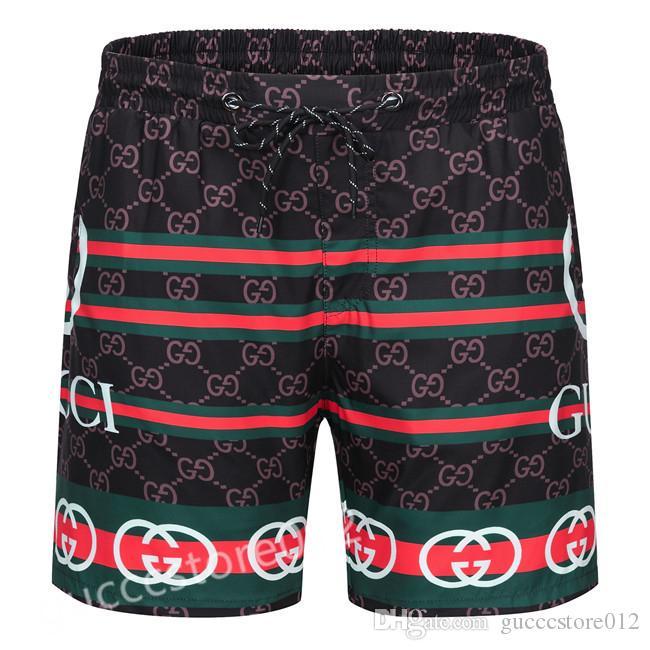 2020 Beach Fashion pantaloni di marca bicchierini della spiaggia uomini di Medusa sono un tipo di sport alla moda pantaloni della tuta traspirante da uomo di alta qualità A11