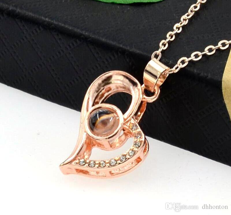 Luxury alloy Jewelry Girls Fancy Alloy Necklace wholesale price jewelry accessories for girlfriend gift on valentine's day gift
