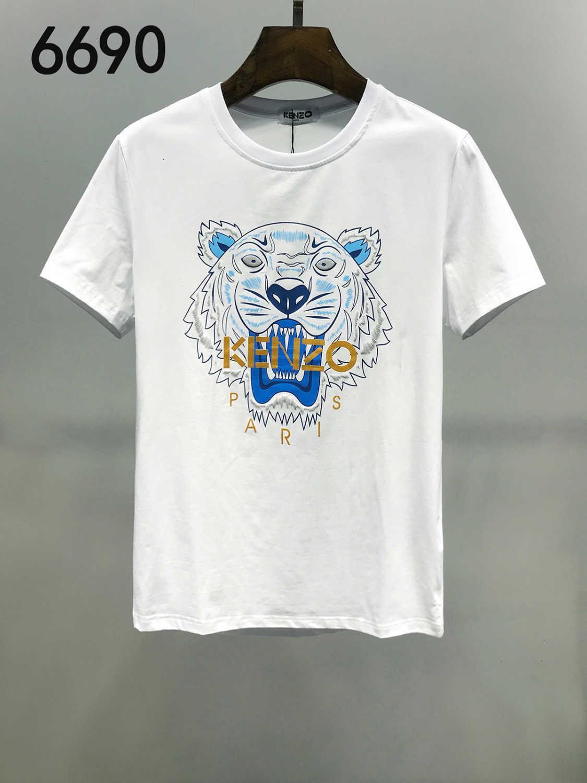 erkek tişört moda rahat eğilim boyutu M-3XL Rahat nefes WSJ042 # 111509 morning_sun06