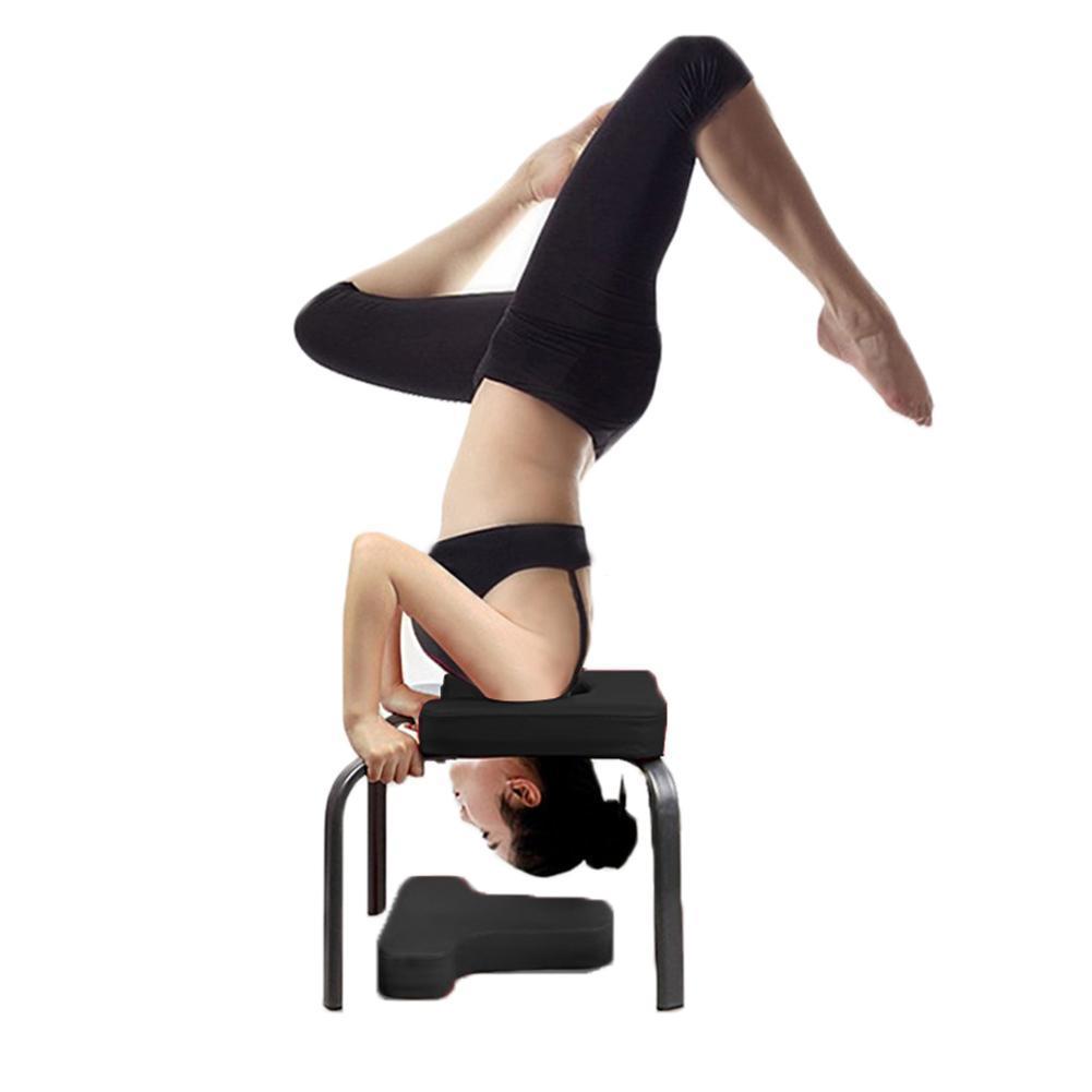 2020 اليوغا منطقة أساسها المساعدات تجريب رئيس الوقفة على اليدين البراز متعددة الوظائف الرياضة ممارسة مقعد معدات اللياقة البدنية العليا ضغط Resistan65b9 #