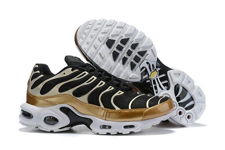 Acheter Nike Air TN Designs 2019 Original Plus QS TN Chaussures De Course Tn Requin Chaussure Homme Jogging Sport Baskets Chaussures De Sport TN