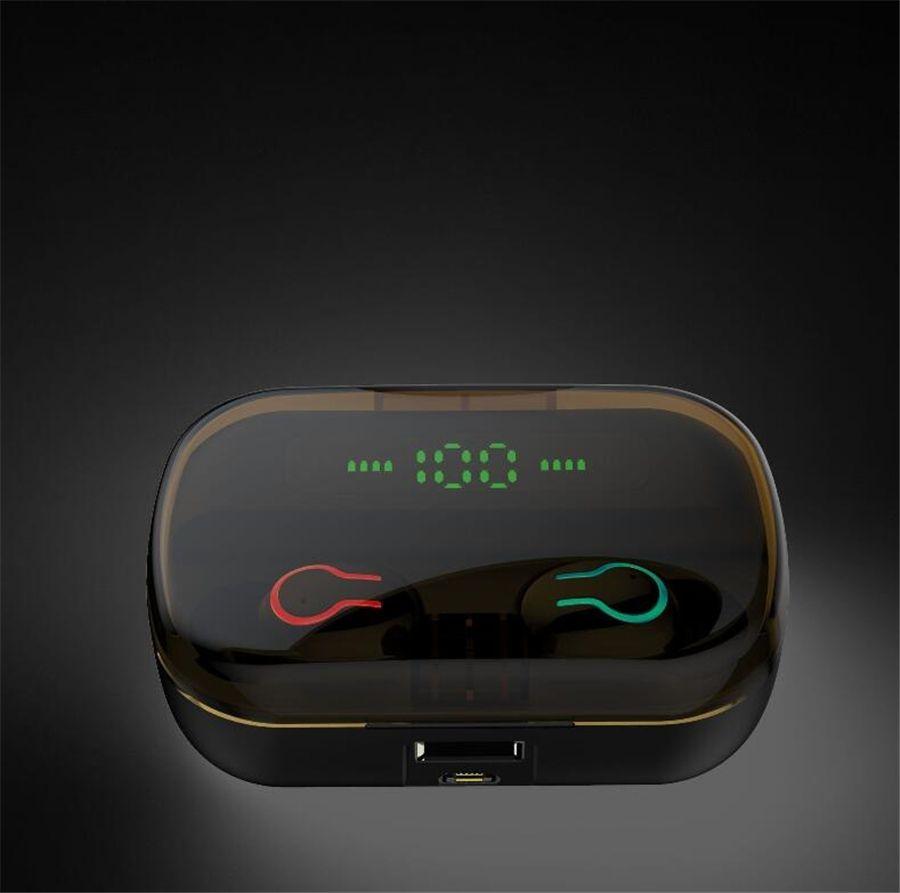 Mini i9s i9 TWS casque Bluetooth sans fil Bluetooth stéréo 5.0 écouteurs écouteurs casque sans fil pour Samsung Retail Box # OU493