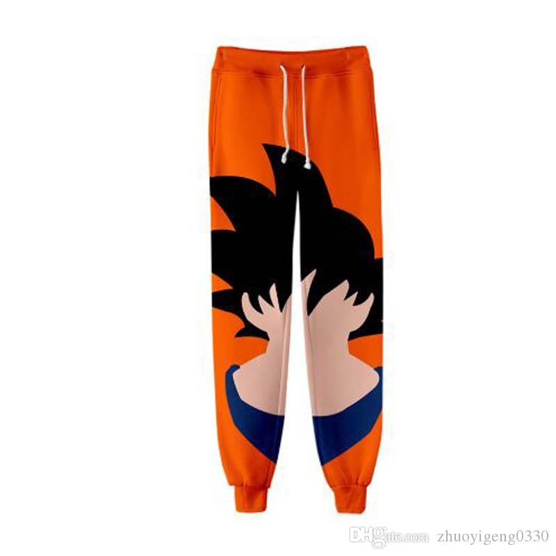 DRAGON BALL 3D Print Wrapped Pants 2019 New Hot Sale Spring Women and Men Cool Casual Popular Sweatpants Jogger Kpops Pants