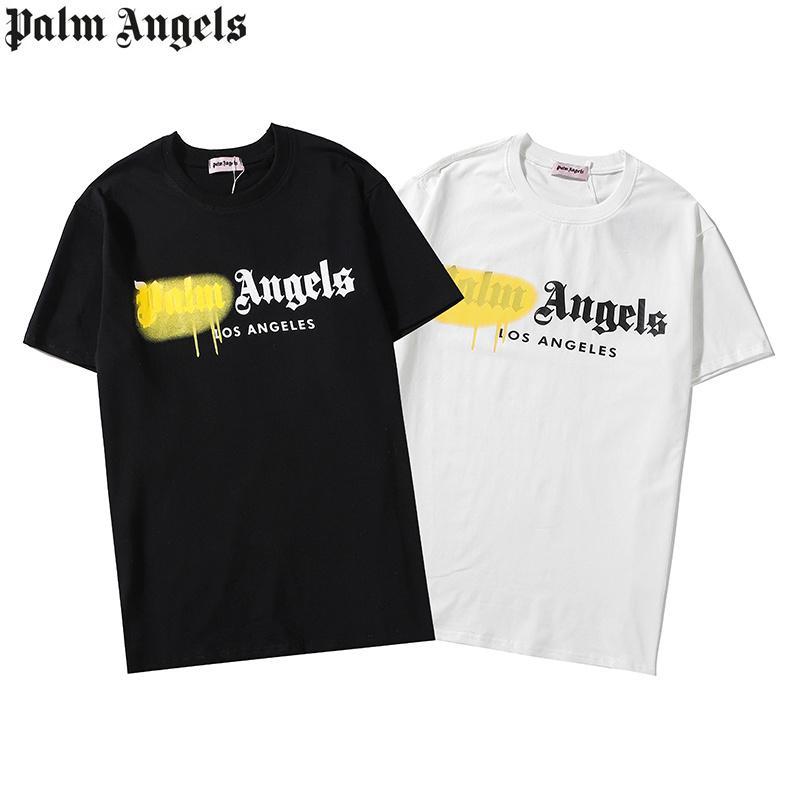 2020ss Sommer Designer-T-Shirts für Männer Tops Luxus Brief Stickerei-T-Shirt der Männer Damen Bekleidung Kurzarm-T-Shirt Männer-T-Shirts -A13