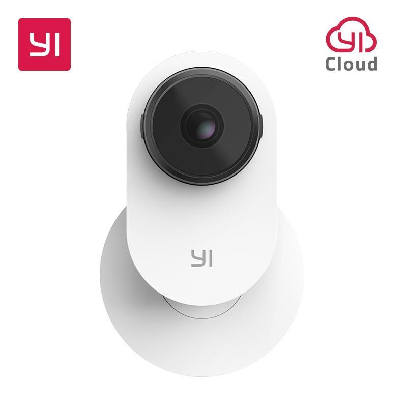 YI Accueil Caméra 3 1080P AI-Powered Maison Système de surveillance de la sécurité IP intérieure Cam avec détection humaine bidirectionnelle Monitor Audio