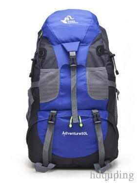 Спортивная сумка Туризм Рюкзаки Free Knight 50L Большая Емкость Спорт на открытом воздухе Сумка для альпинизма Туристические рюкзаки для женщин Мужчины рюкзак